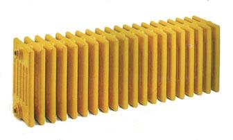 Radiatori ghisa 3 colonne installazione climatizzatore for Ercos termosifoni