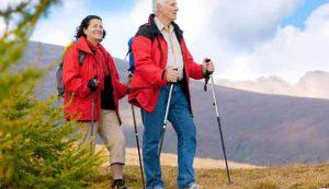 Il modo di camminare può rivelare problemi di salute presenti e futuri