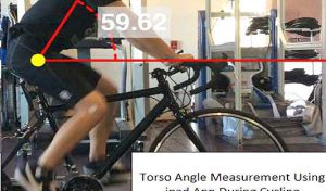 Effect of Oscillation on Perineal Pressure in Cyclists