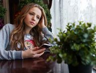 The social media depression among girls is twice that of males